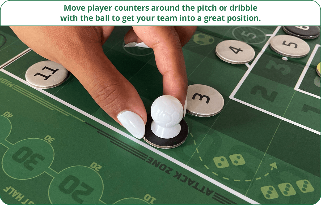 Move or dribble